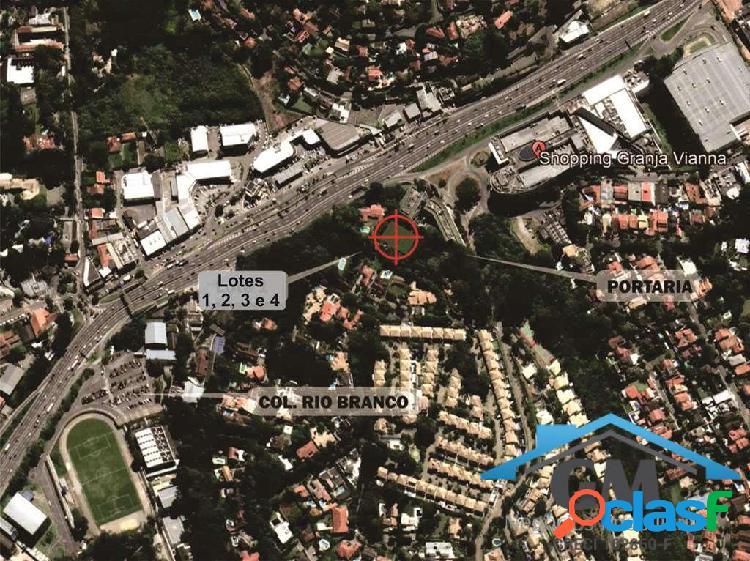Cond. vila vianna - lote 3: 519,57m²