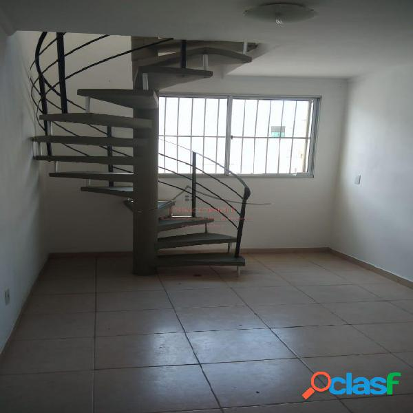 Cobertura duplex no condomínio spazio san carlos- aricanduva