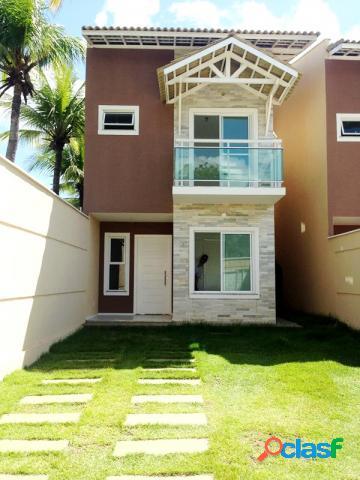 Casa duplex - venda - eusã©bio - ce - tamantaduba