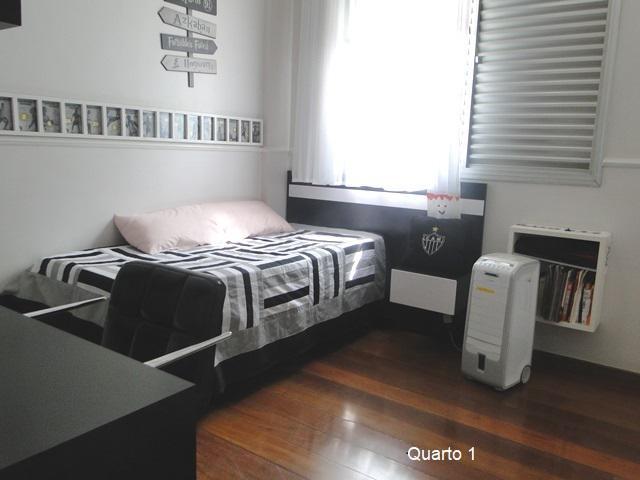 Apartamento 03 quartos no melhor ponto do caiçara.