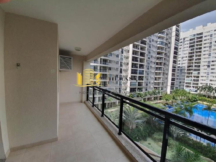 Apartamento 3 quartos no maayan - cidade jardim