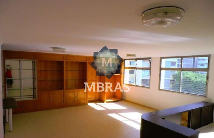 Apartamento santa cecília | 134m²