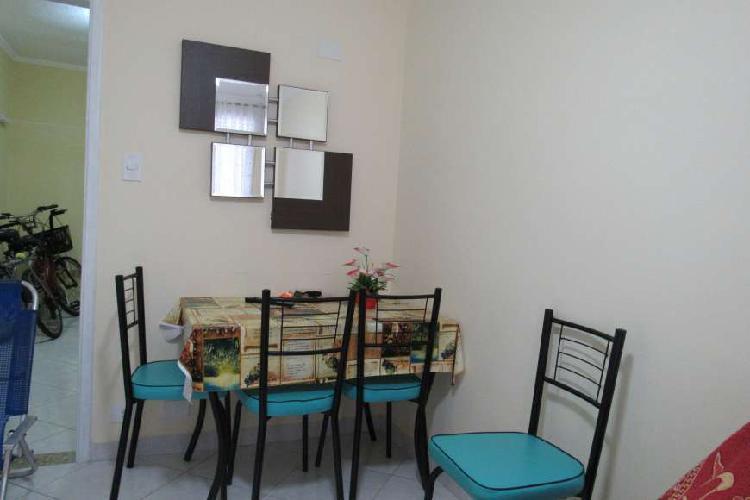 Apartamento dois dormitorios em boqueirão - praia grande -