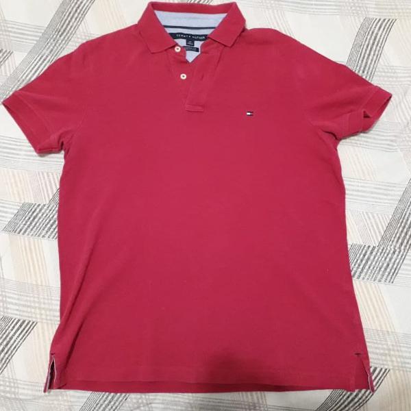 Camiseta polo tommy hilfiger