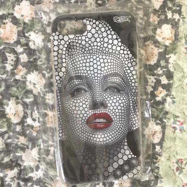 Capa de celular para iphone 7