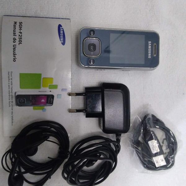 Celular samsung sgh - f250l
