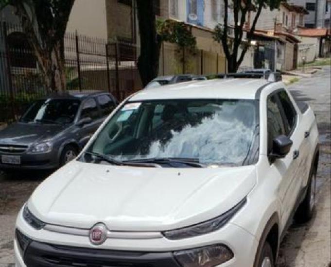 Fiat toro endurance 1.8 branca 2019