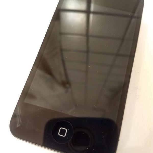 Iphone 4s preto 16g