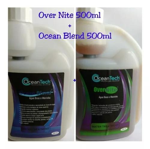 Over nite 500ml+ocean blend 500ml