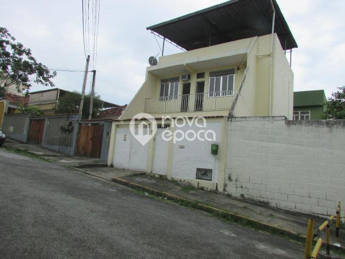 Vila da penha, 2 quartos, 2 vagas, 149 m² rua engenheiro