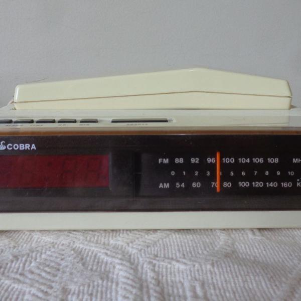 Telefone rádio cobra