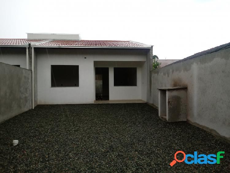 Casa geminada - venda - penha - sc - centro