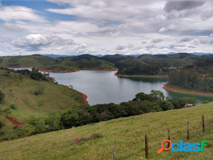 Sítio de 56 mil m² à venda em paraibuna com acesso à represa do jaguari