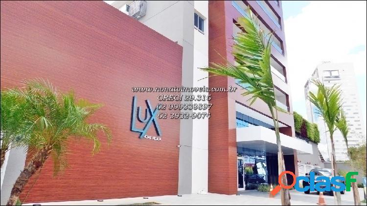 Lux home design ! lindo e moderno prédio no st bueno ! 1 quarto !