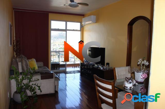 Apartamento com 2 dorms, irajá, rj - r$ 330 mil, 90m².