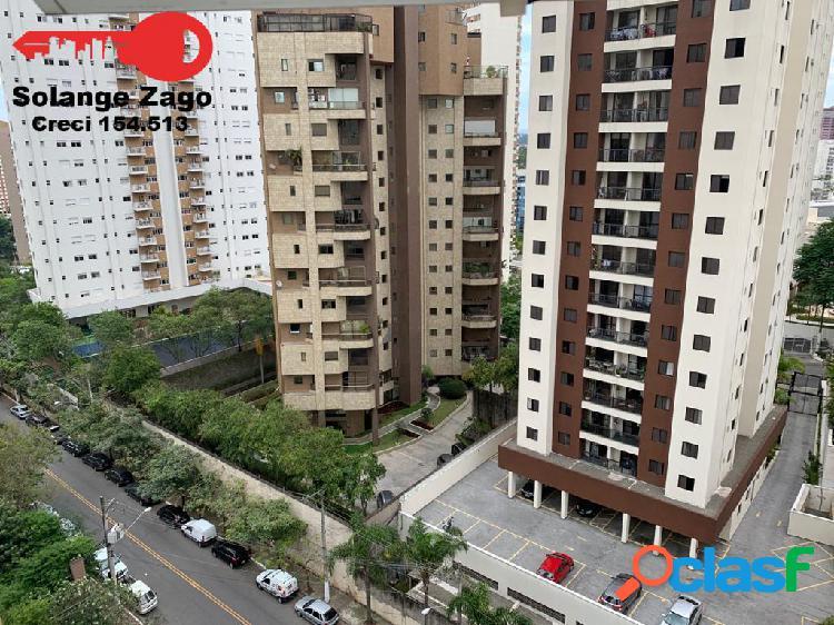 Apartamento a venda na vila andrade, 138 mts, 3 suítes - cond. terra mata!