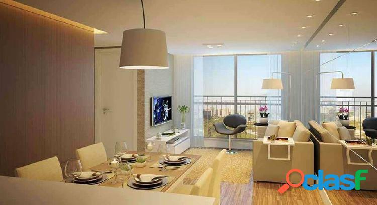 Apartamento semi novo composto por 02 dormitórios (100)