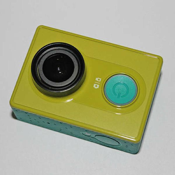Action camera xiaomi yi 2k 1080p