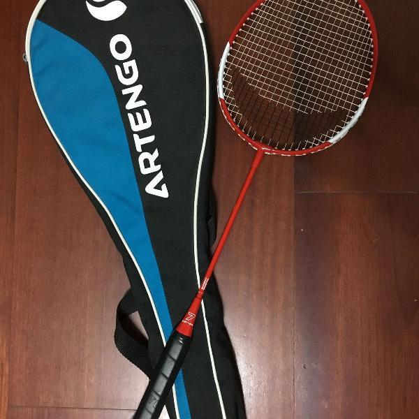 Raquete de badminton adulto artengo 700p