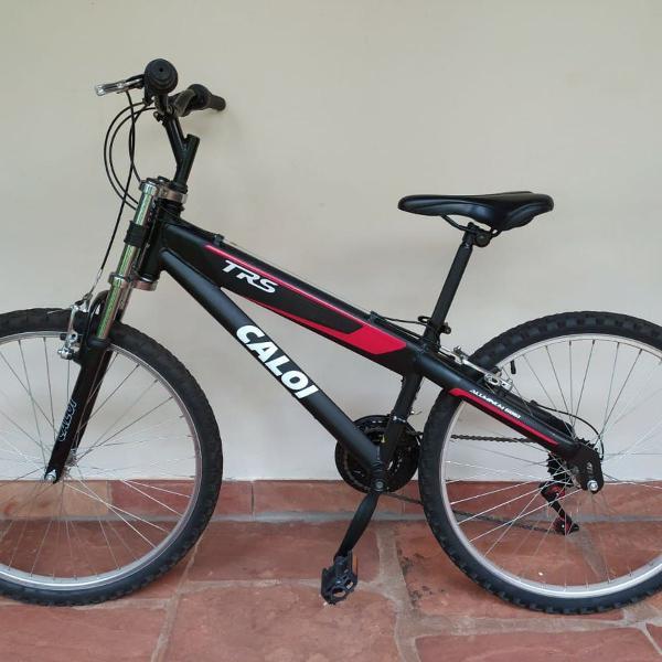 Bicicleta caloi trs
