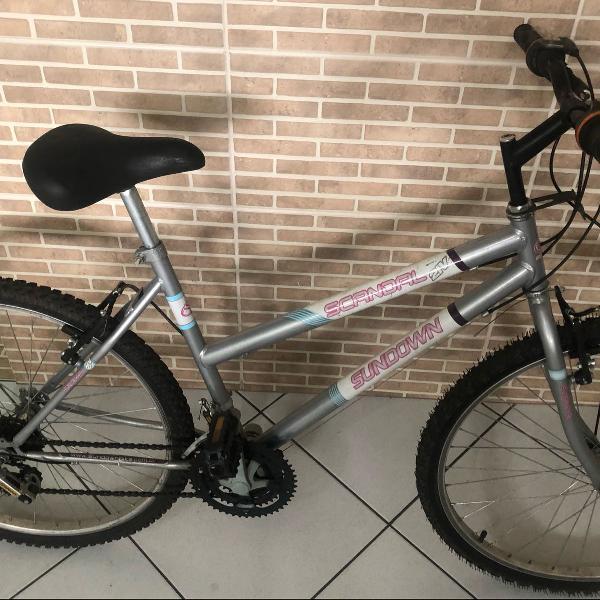 Bicicleta de marcha de punho