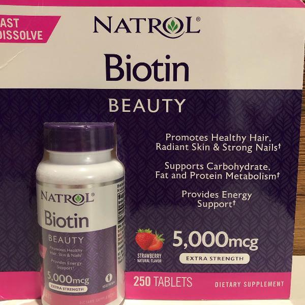 Biotin 5000 mg