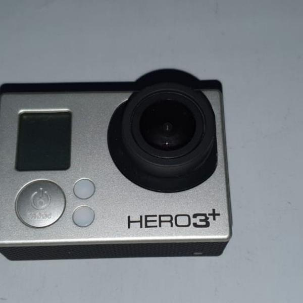 Go pro hero 3 + black edition