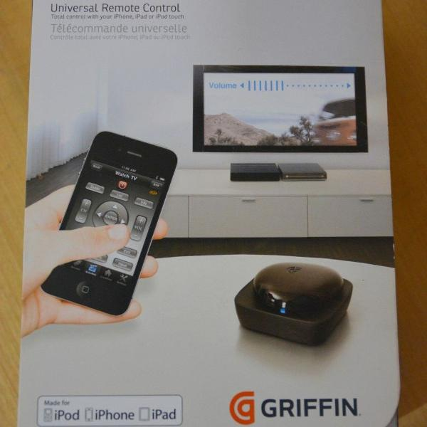 Griffin controle remoto universal p/ipod touch,ipad,iphone