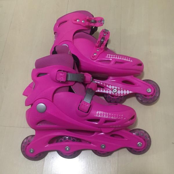 patins in line roller