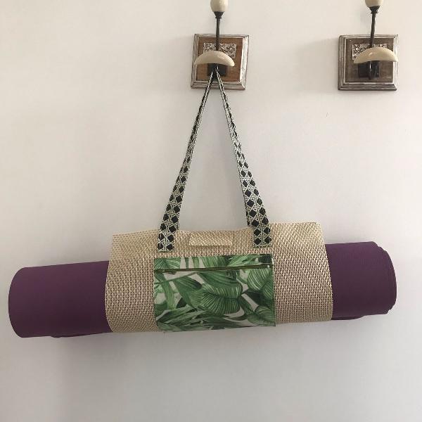 Porta mat yoga