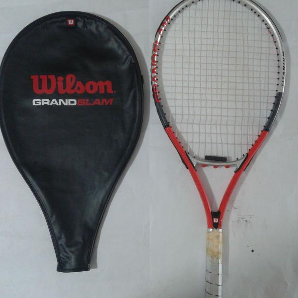 Raquete de tênis wilson - grand slam titanium