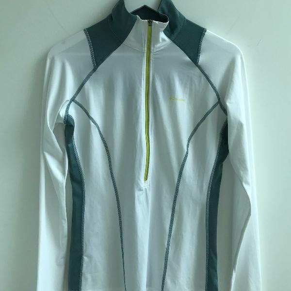 Tshirt de manga comprida columbia ski/trail run