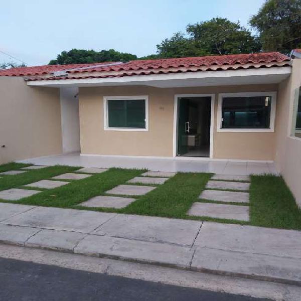 Alugo casa no residencial hípica localizado no bairro nossa