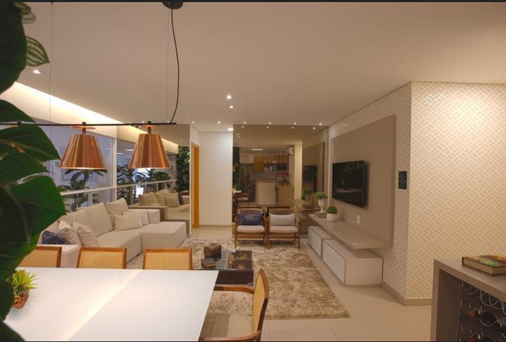 Apartamento 3 quartos 3 suítes 95,14m² 2 vagas, st. bueno,