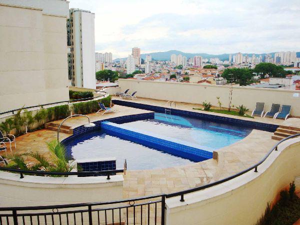 Apartamento com 123m², varanda gourmet e 2 vagas !!!
