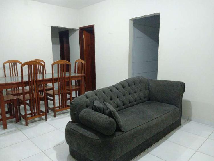Apartamento mobiliado em Cabo de Santo Agostinho para