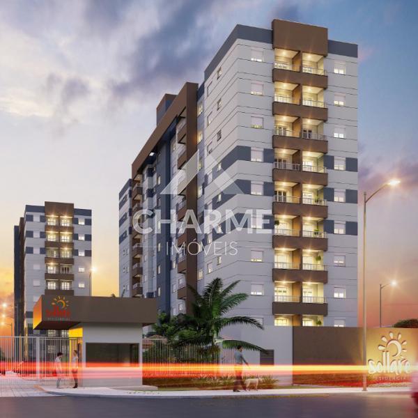 Apartamento na Planta para Venda em Rio Claro, Jardim