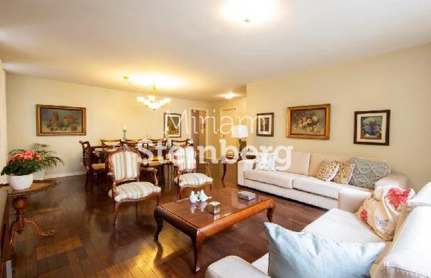 Apartamento para venda com 151 metros quadrados com 3