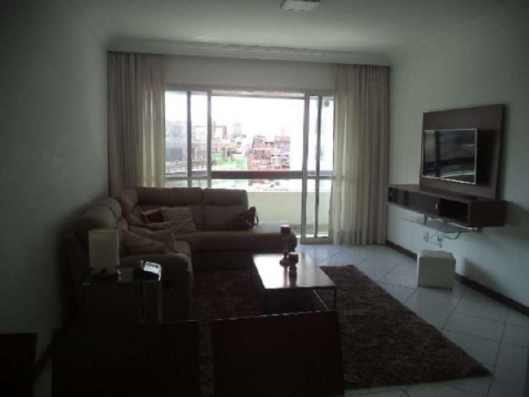 Apartamento para venda tem 106 metros quadrados com 3