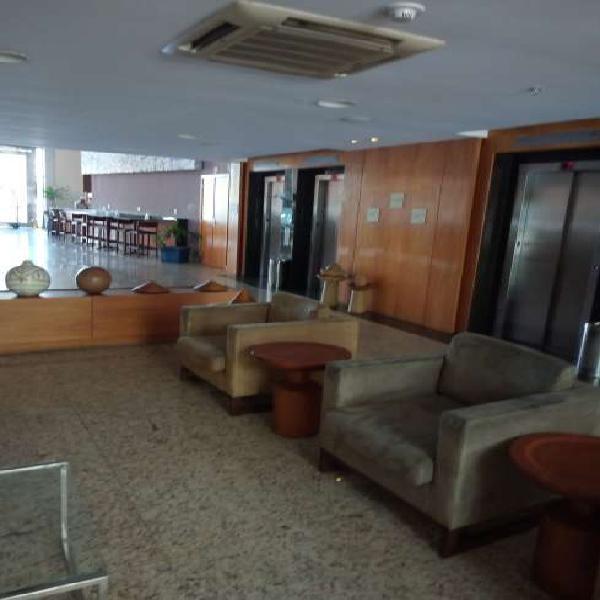 Aquarius residence service alugo 01 quarto sala com varanda