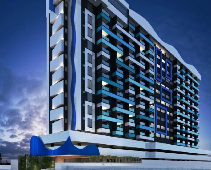 Edificio sky concept na jatiuca.