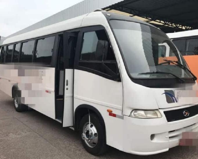 Micro ônibus volare w8 agrale x10 2002