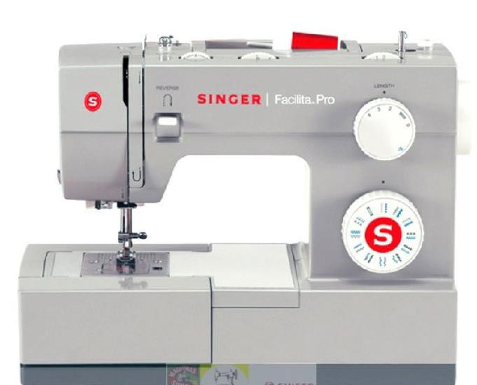 Máquina costura singer facilita pro 4423 - 220v - novas