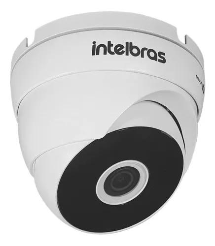Camera intelbras hdcvi dome 20ir multi 3120d 2,8mm
