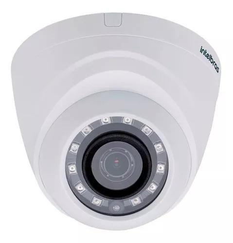 Camera intelbras infra dome 10m multi hd vhd 1010d g4 3,6mm