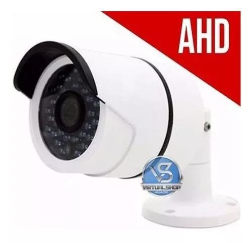 Camera segurança hd ahd m 1280x960 infravermelho 50m 1.3