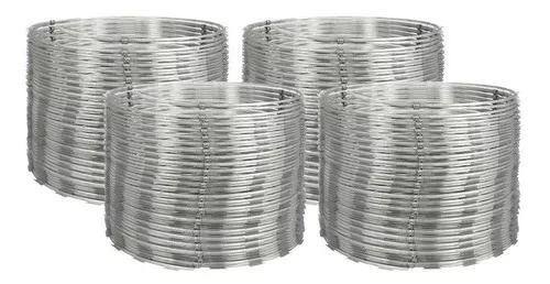 Cerca concertina dupla clipada 40 cm 32 metros frete grátis