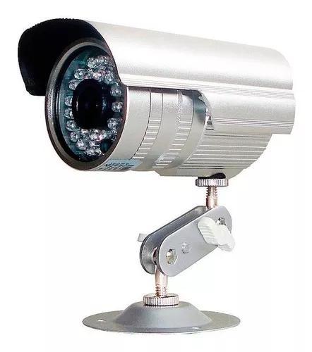 Câmera 36 leds ahd cftv infravermelho 2000 linha prova
