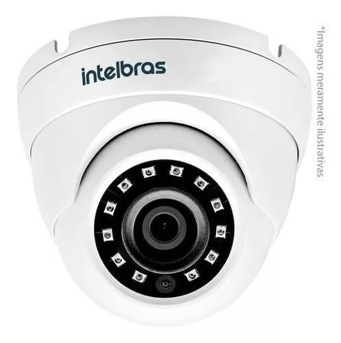 Câmera intelbras hdcvi vhd 3220d full hd 1080p 2,8 mm g4