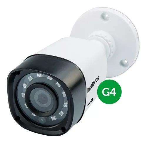 Câmera intelbras vhd 1120b g4 hd 720p multi hd 2,6mm 20mts